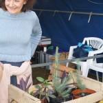 Foire à la Bouture - Une jardinière